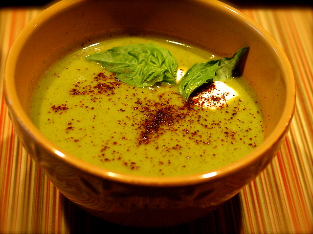 Sweet Basil Zucchini Soup: The Fresh Taste of Summer | Yummy Eats ...